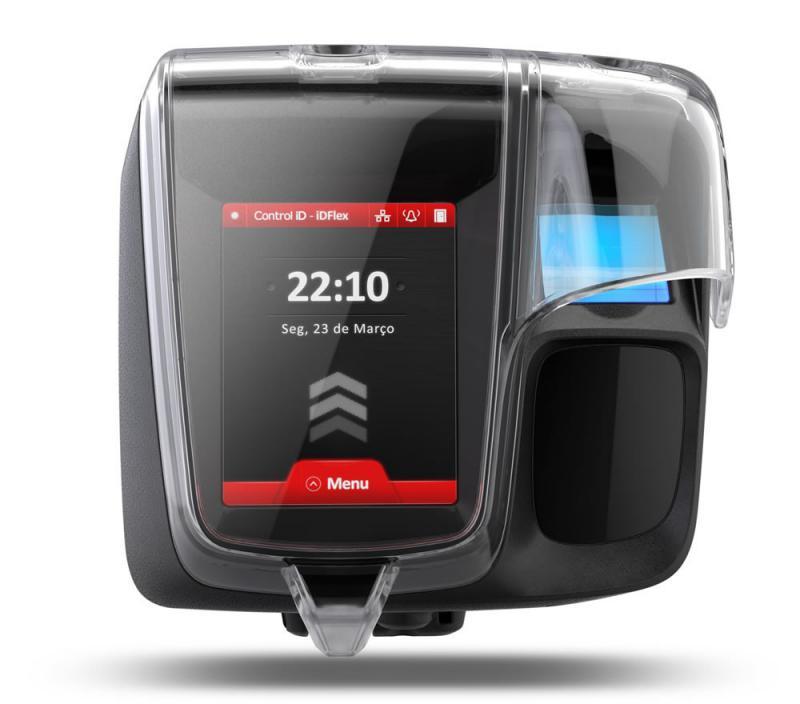 Sistema de controle de acesso por biometria