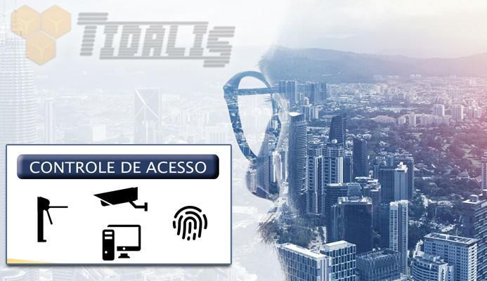 Software de controle de acesso portaria