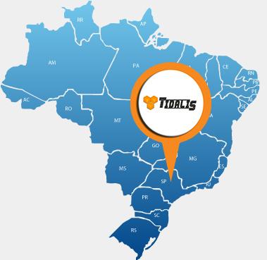 ATENDEMOS TODO TERRITÓRIO BRASILEIRO